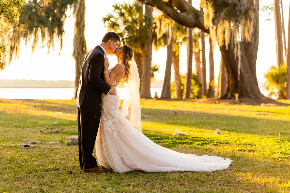 Wilmington Plantation Events Savannah Wedding 14