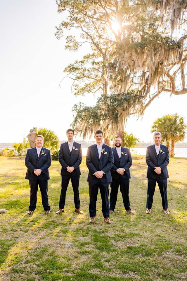 Wilmington Plantation Events Savannah Wedding 23