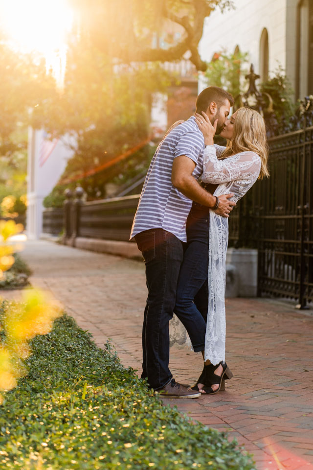 Savannah Engagement Photographer