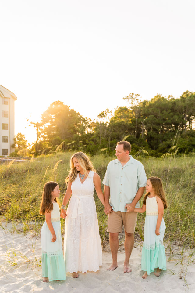 hilton head family photography