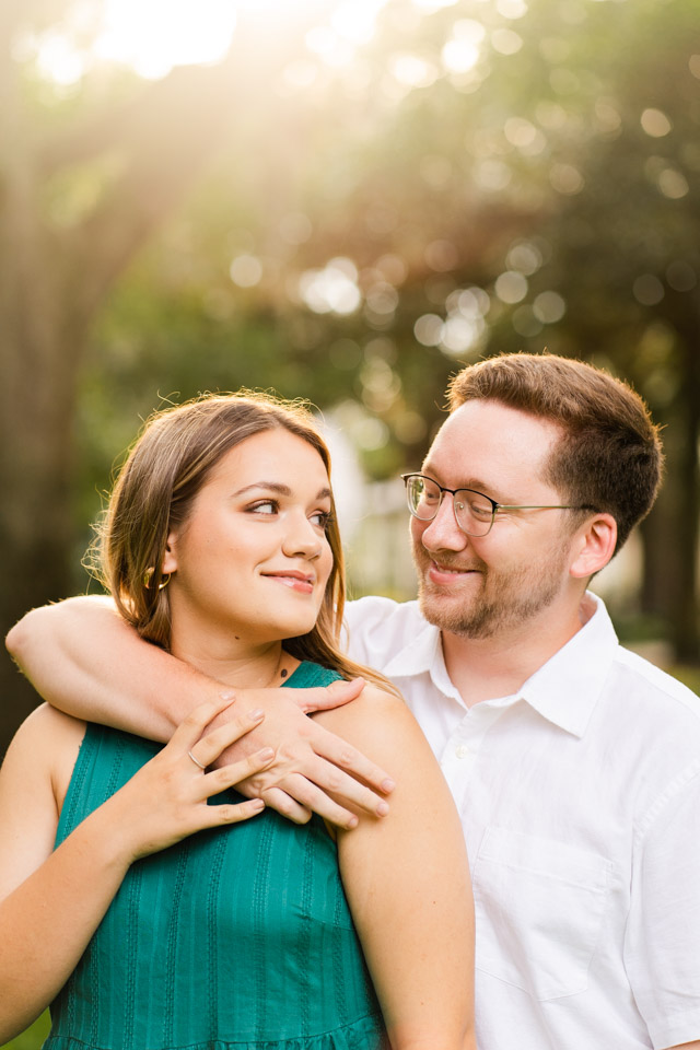 Engagement Photographer in Savannah Georgia