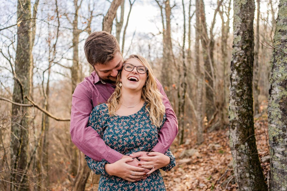 engagement photographer in asheville nc