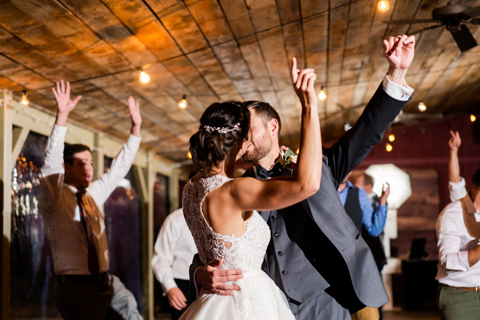 Wedding Reception Asheville