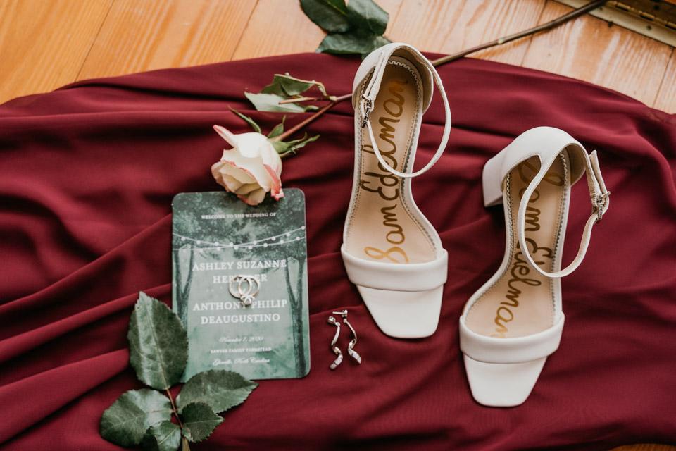 Mountain Wedding Details
