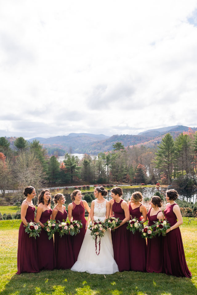 Wedding in Glenville NC