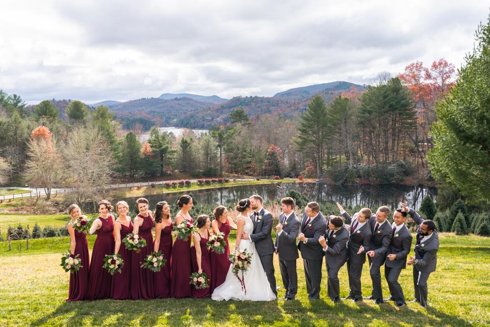 Bridal Party Glenville
