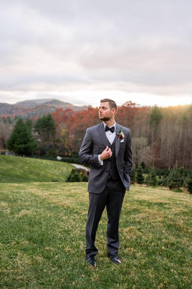 Asheville North Carolina Wedding