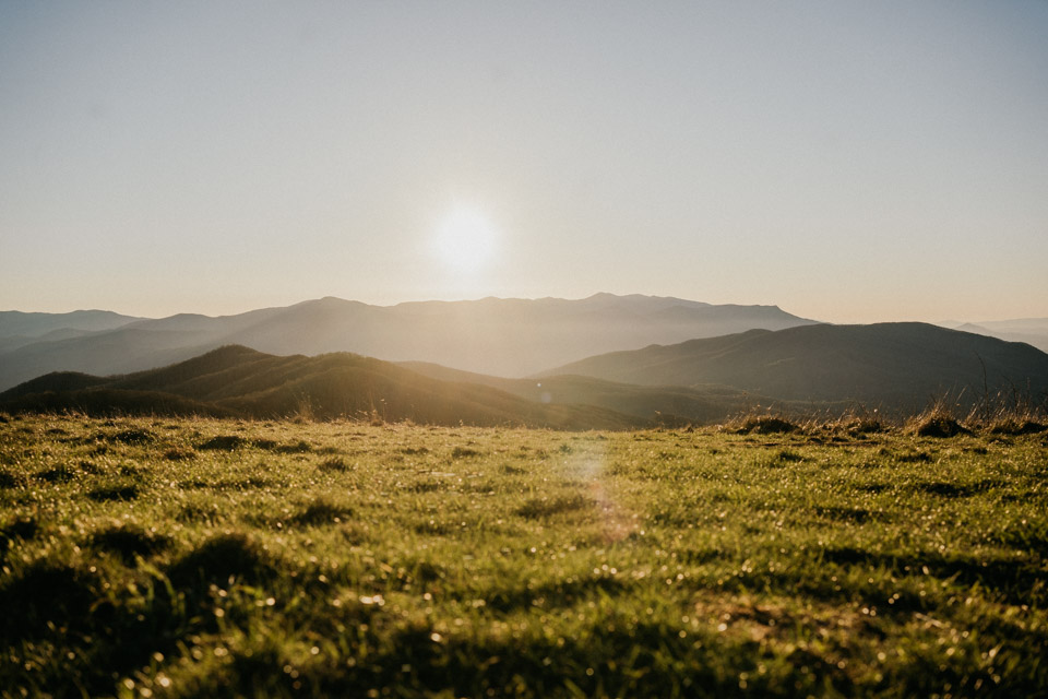 Max Patch Elopement Location
