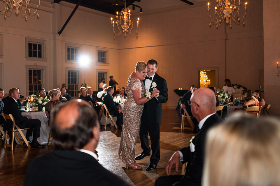 Knights of Columbus Savannah Wedding