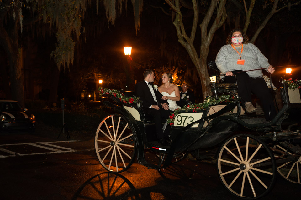 Savannah Carriage
