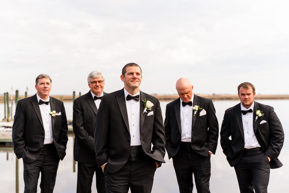 Savannah Groom and Groomsmen