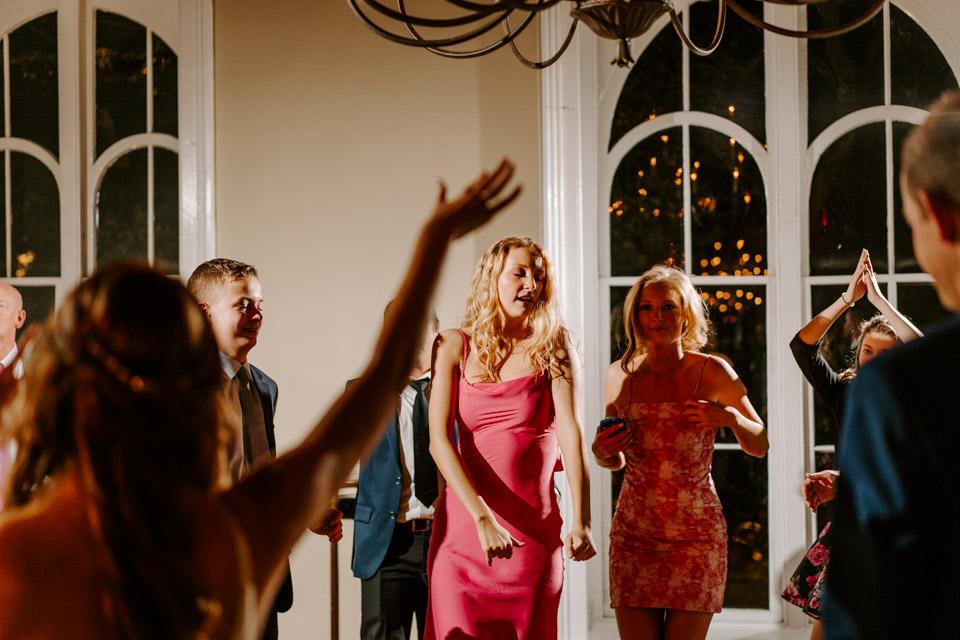 Reception Dancing Vics