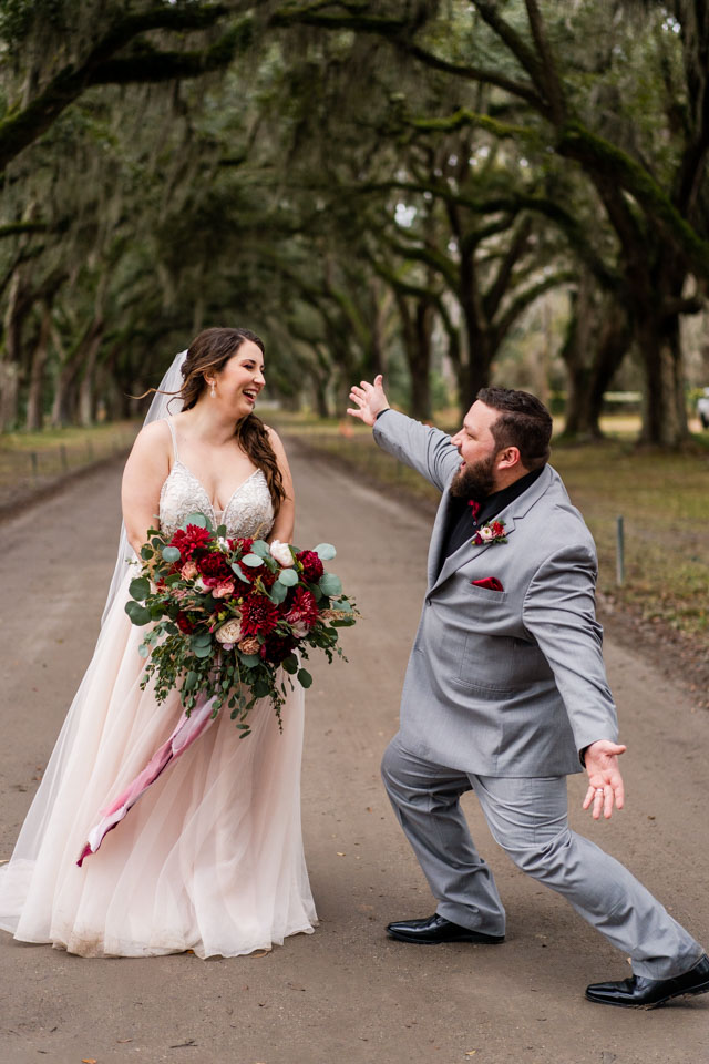 Wormsloe Elopement