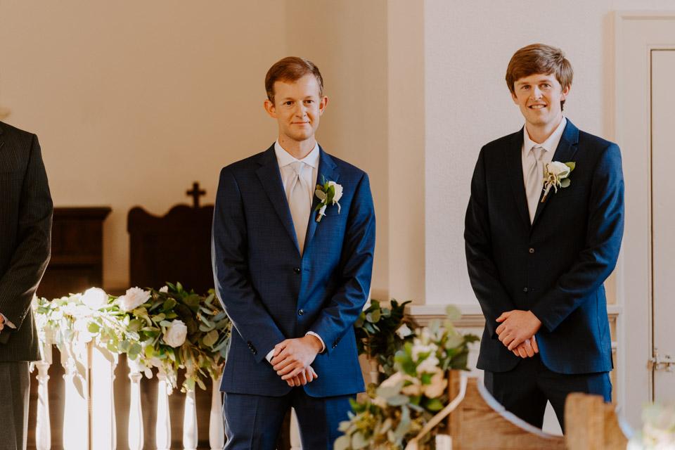 Wedding in Savannah