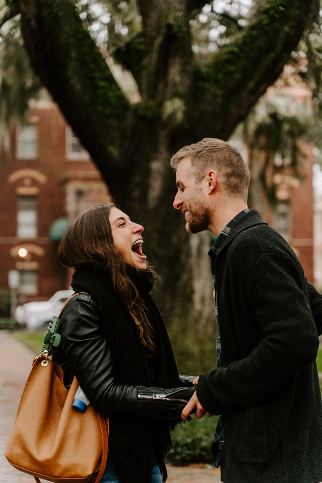 Savannah proposal
