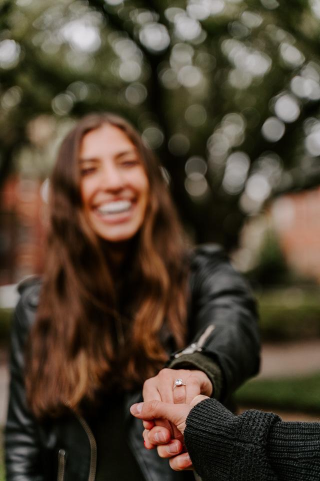 Proposal Photographer Savannah