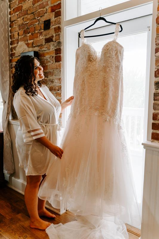 Bride & Brides Dress