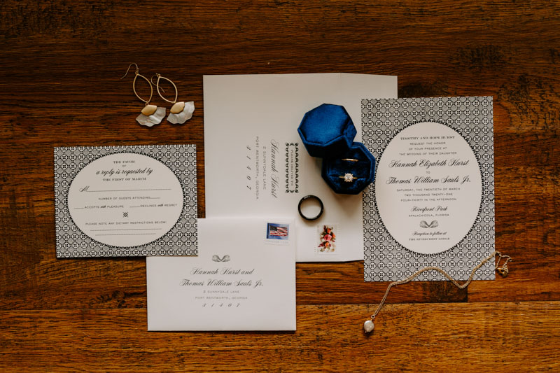 Florida Wedding Details