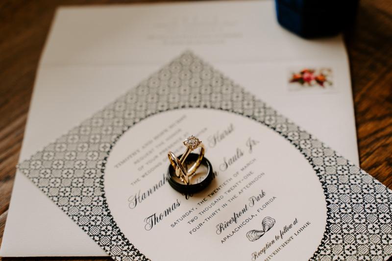 Coastal Wedding Details